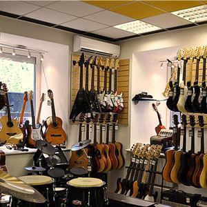 Музыкальные магазины Карачева