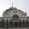 Железнодорожные вокзалы в Карачеве