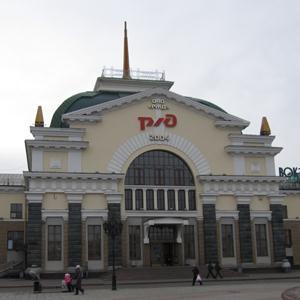 Железнодорожные вокзалы Карачева